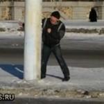Wytrwały uliczny wojownik - ROSJA