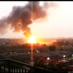 Eksplozja gazu w Radomiu!