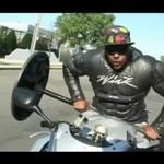 Jak połączyć miłość do siłowni z miłością do jazdy na motocyklu?