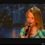 """Ona zwyciężyła """"Mam Talent"""" w Szwecji"""