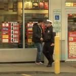 Picie w miejsu publicznym - wkręcanie policji