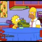 PIJANY Homer Simpson - najlepsze sceny!