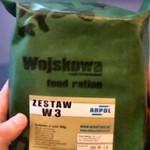 Bloger ocenia: racje żywnościowe polskiego żołnierza
