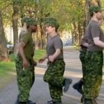 Geje w armii - KAWAŁ