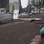 UKRAINA - tak strzelano do protestujących (DRASTYCZNE!)