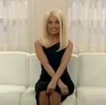 Nicole Richie w reklamie farby do włosów