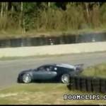 Idiota ZNISZCZYŁ Bugatti Veyron!