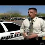 Ukradli auto policjanta!