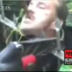 Pijany Rosjanin nadział się na ogrodzenie