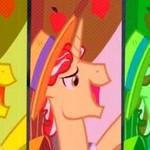 """""""Wóda zryje banię"""" w wykonaniu kucyków Pony"""