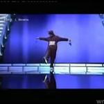 Taniec, którym wygrał sławę - ŚWIETNY!