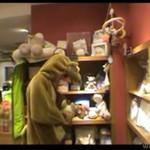 Remi Gaillard w roli kangura