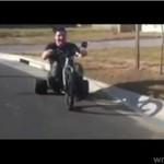 Rowerek dla leniwych