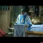 Ksiądz Natanek widzi diabła... w kościele!
