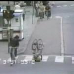 Niebezpieczny rowerzysta