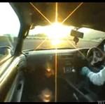 Kobietka WYMIATA za kierownicą!