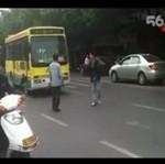 Walka uliczna... NA NOŻE!!!