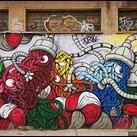 Streetart na ulicach Berlina