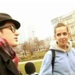 Sonda na temat pierdzenia i rozmowa o ULICZNYCH TOALETACH - ŚMIESZNE!