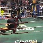 Tragiczny koniec walki Muay Thai (Tajlandia - Patong)