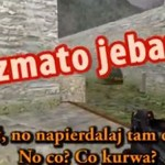 MC Grzesioo trolluje graczy w Counter Strike'a