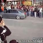 Drifting w tłumie?