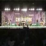 Wyczynowy cheerleading