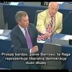Nigel Farage - nie boi się mówić prawdy!