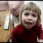 Dzieciak, który kocha lazanię