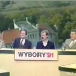 Wybory z 1991 roku - PRZAŚNE!