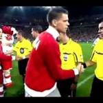 Najpiękniejsze akcje z meczu z Niemcami