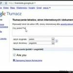 Wpadka Google Translatora - MOCNE!