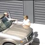 Kłótnia z żoną - skończy się u lakiernika...