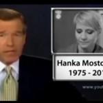 Reakcja świata na śmierć Hanki Mostowiak