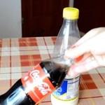 Coca Cola + mleko = ?