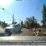 Kompilacja wypadków samochodowych z Rosji