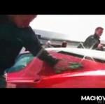 USZKODZILI Ferrari Enzo - O MATKO...