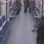 Strzelanina w metrze - MOSKWA