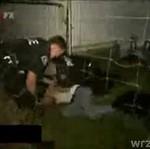 Policjanci zaatakowali śpiącego bezdomnego tazerem