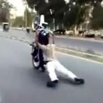 Popisy motocyklowe w Lahore