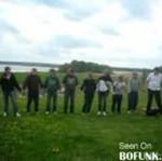 10 osób TESTUJE ogrodzenie elektryczne!