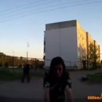 Scena jak z horroru