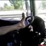 SZALONY kierowca ciężarówki!