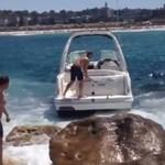 Wpadki na łodziach - 2013