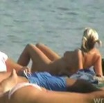Opalanie topless - SUPER!