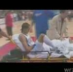 Wypadek w NBA