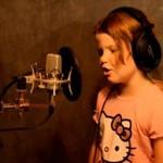 """6-latka śpiewa """"Znak"""" Ewy Farnej"""