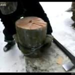Profesjonalne rąbanie drewna