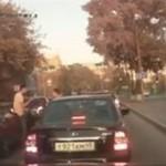 Starcie kierowców - FIGHT!