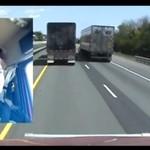 Zawodowy kierowca o wyprzedzaniu się ciężarówek